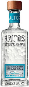 OLMECA ALTOS PLATA TEQUILA (750 ML)