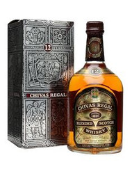 CHIVAS REGAL 12 YEAR OLD 1980S  1.75L