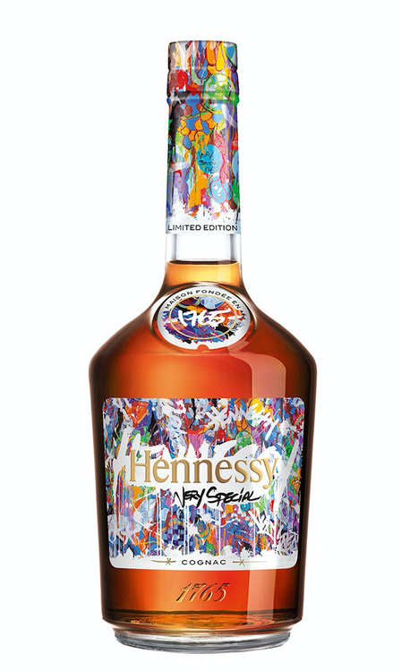 HENNESSY V.S LIMITED EDITION BY JONONE 750ML