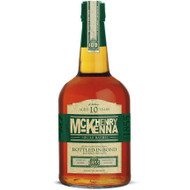 Henry McKenna Single Barrel 10 Year Old Kentucky Straight Bourbon 750mL