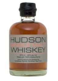 HUDSON SINGLE MALT WHISKEY 375ML