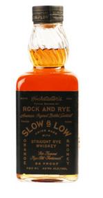 HOCHSTADTER'S SLOW & LOW ROCK & RYE 750ML