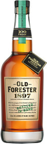 OLD FORESTER 1897 BOTTLED IN BOND (750 ML)