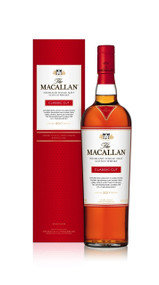 MACALLAN SINGLE MALT CLASSIC CUT LIMITED 2017 EDITION 750ML
