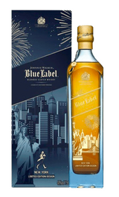 JOHNNIE WALKER BLUE LABEL NEW YORK LIMITED EDITION 750ML