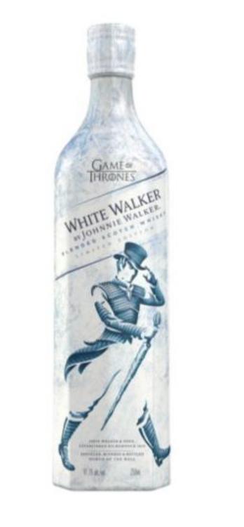 Johnnie Walker White Walker (Game of Thrones Edition) 750ML