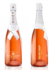 MOET & CHANDON NECTAR IMPÉRIAL ROSÉ BY VIRGIL ABLOH 750ML