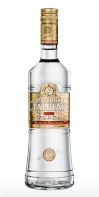 Russian Standard Gold (750 ML)