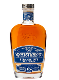 Whistlepig Rye 15 Year 750ml