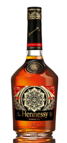 Hennessy V.S. Obey Series Bottle by Shepard Fairey (750mL)