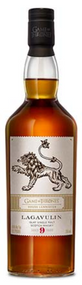 Game of Thrones Lagavulin 9 Year Old House Lannister 750ml