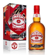 Chivas Regal 13 Year Old Manchester United Special Edition 750ML