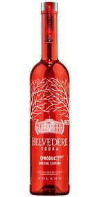 Belvedere Polish Red Vodka Special Edition (1.75mL)