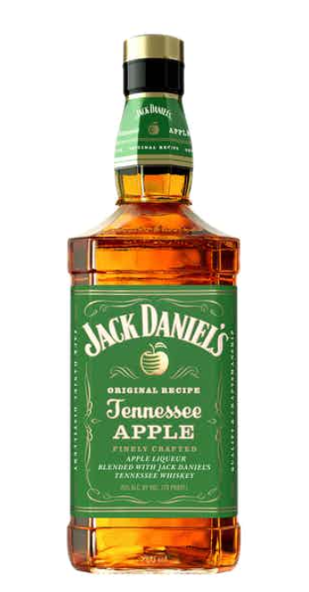 Jack Daniel's Tennessee Apple Flavored Whiskey