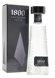1800 TEQUILA ANEJO CRISTALINO (750ML)