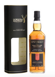 GORDON & MACPHAIL MACALLAN SINGLE MALT SPEYMALT 19YR (750ML)