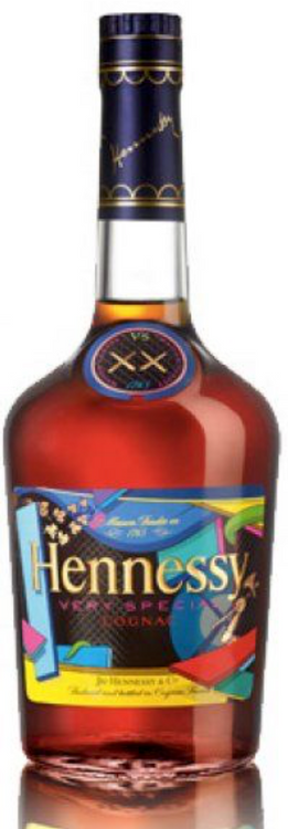 Hennessy KAWS VS Cognac Limited Edition 1L