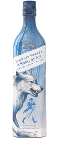 JOHNNIE WALKER SCOTCH BLENDED A SONG OF ICE GAME OF THRONES EDITION 750ML
