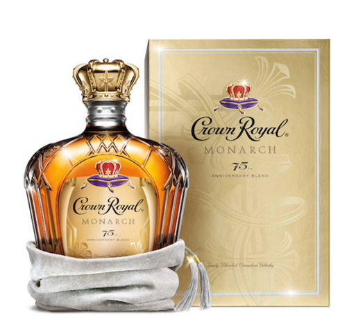 Crown Royal Monarch 75th Anniversary (750ML)