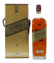 Johnnie Walker Gold Label The Centenary Blend 18 Year Old (1.75mL)**Discontinued Edition**