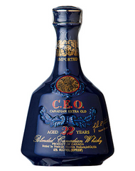CEO Canadian Extra Old 22 Year Old Whisky (750ML)