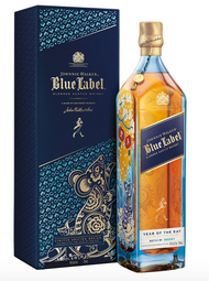 Johnnie Walker Blue Label Year of the Rat Limited Edition Scotch Whisky