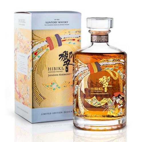 Hibiki Japanese Harmony Limited Edition 30th Anniversary (750ML)