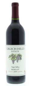 Grgich Hills Estate Merlot 2009 (750ML)