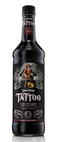 Captain Morgan's Tattoo
