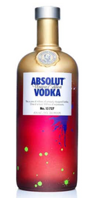 Absolut Vodka Unique Edition (750ML)