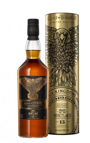 Game Of Thrones Six Kingdoms Mortlach 15 Year Old Single Malt Scotch Whisky