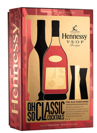 HENNESSY VSOP PRIVILEGE MIXOLOGY KIT (750ML)