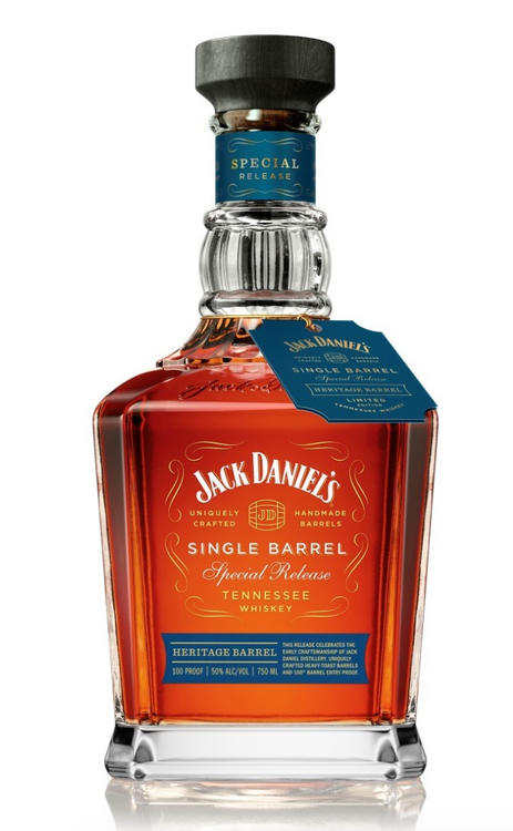 JACK DANIELS SINGLE BARREL HERITAGE EDITION