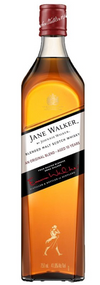 JANE WALKER BY JOHNNIE WALKER SCOTCH BLENDED ORIGINAL BLEND 10YR 750ML
