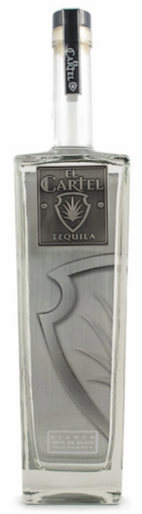 EL Cartel Tequila Blanco 750ML