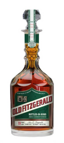Old Fitzgerald 11 Year Old Bottled in Bond Straight Bourbon Whiskey