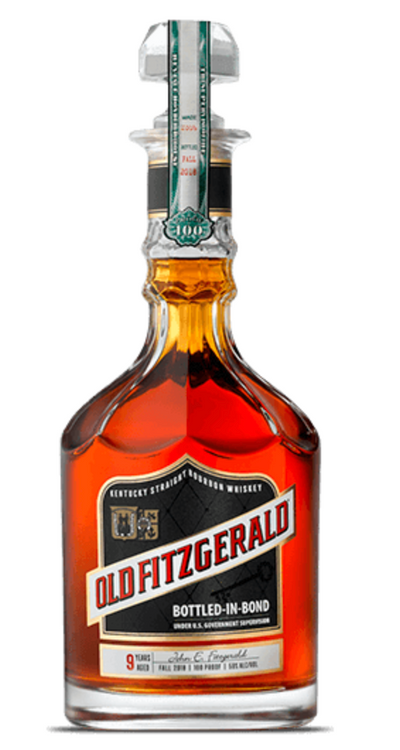 Old Fitzgerald 9 Year Bottled in Bond
