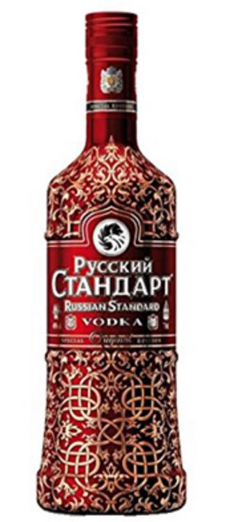 Russian Standard Vodka Saint Petersburg Edition 750ml