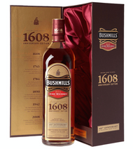Bushmills 1608 400th Anniversary Blended Irish Whiskey 750ML