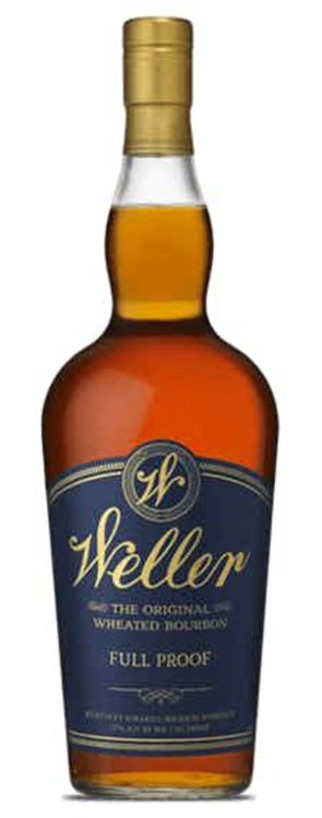 W.L. Weller Full Proof Bourbon (750ML)