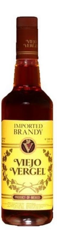 Viejo Vergel Brandy