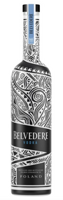 BELVEDERE LAOLU LIMITED EDITION ARTIST SERIES VODKA (1L)
