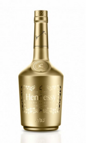 Hennessy VS Cognac Limited Gold Bottle (750ml)