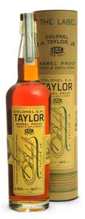 E.H. TAYLOR, JR. BARREL PROOF