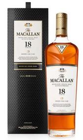 "MACALLAN SCOTCH 18 YEAR ""2018"" (750 ML)"