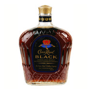 Crown Royal Black Blended Canadian Whisky 750ml