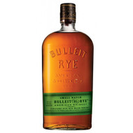 BULLEIT STRAIGHT RYE WHISKEY (750 ML)