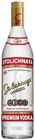 Stolichnaya 80 Proof Vodka 750ml