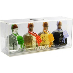 Patron 375mL Variety Gift Pack (From 2009)