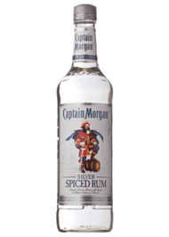Captain Morgan's Silver Spiced Rum 750ml